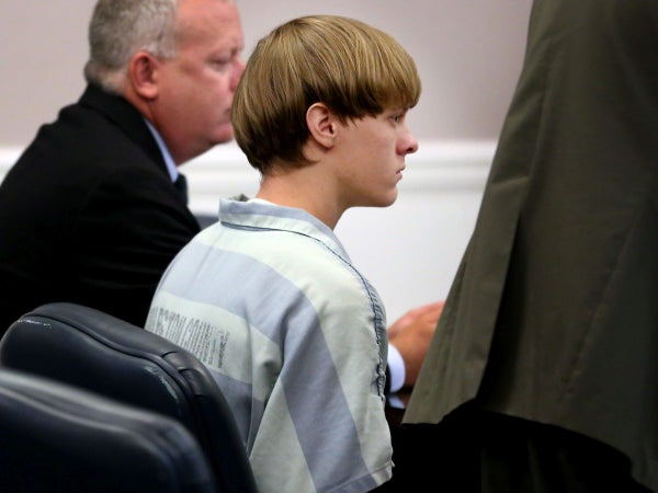Dylann Roof Wants an Appeal, but the Feds Say No
