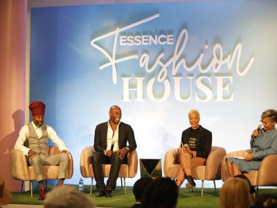ESSENCE Fashion House Reveals Major Retailers 'Embarrassed' By Lack Of Black Designers