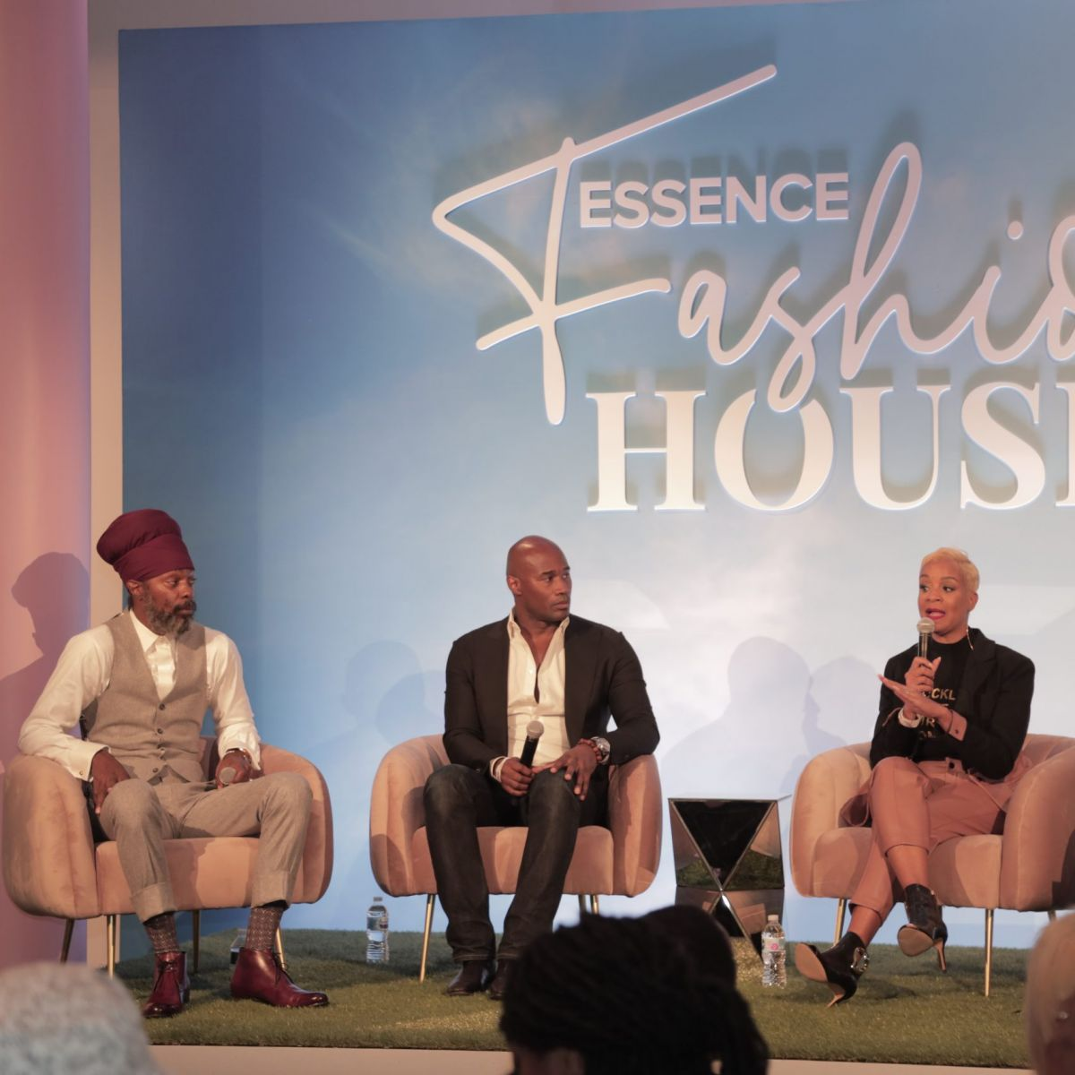 Industry Insiders Broke Down How To Get Into The Business At ESSENCE Fashion House