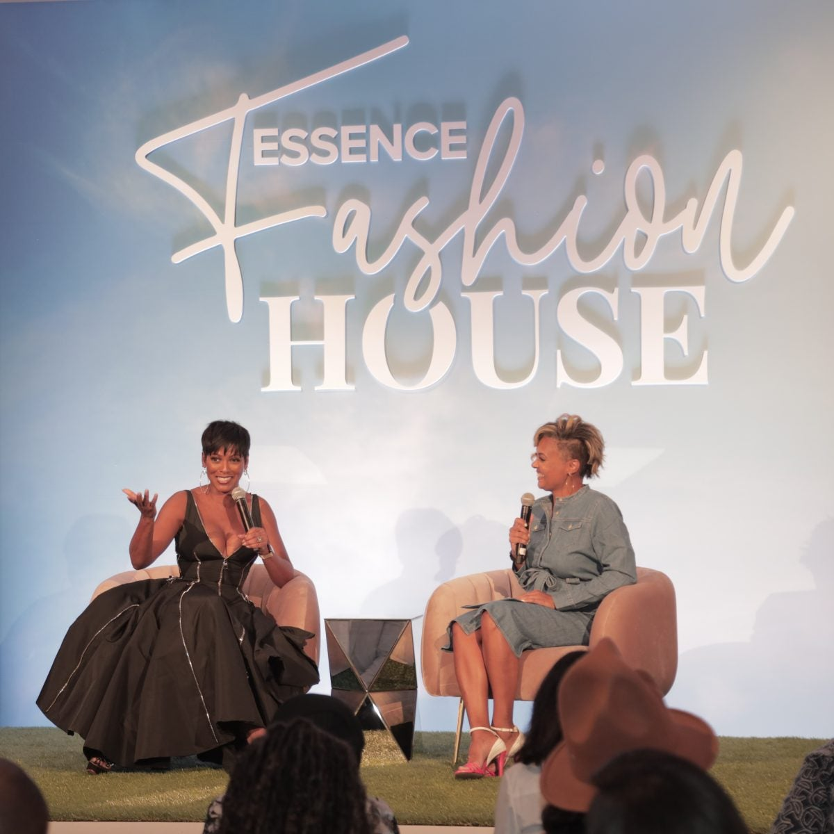 Tamron Hall Was Once Told It Was 'Unprofessional' For Her To Be Sleeveless On TV