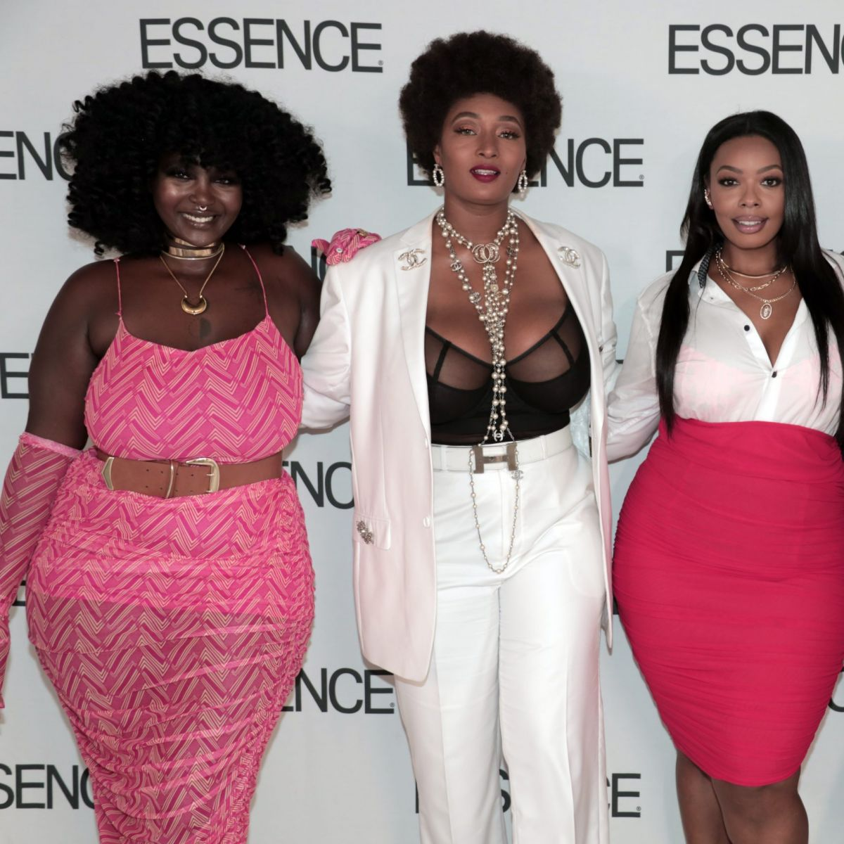 Toccara Jones, Simi Moonlight & Chasity Saunders Get Candid About Being Black Plus Size Models In Fashion Today