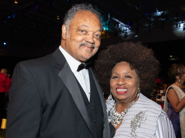 Rev. Jesse Jackson And Wife Jacqueline Released From Hospital After Treatment For COVID-19