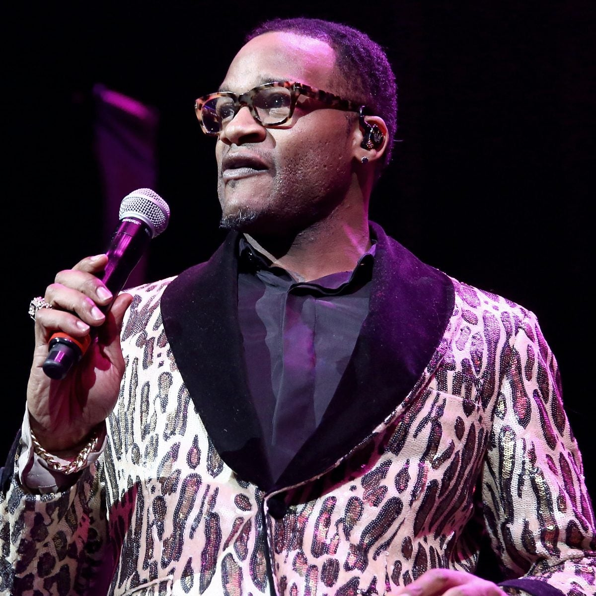 Jaheim Arrested on Multiple Charges of Animal Cruelty