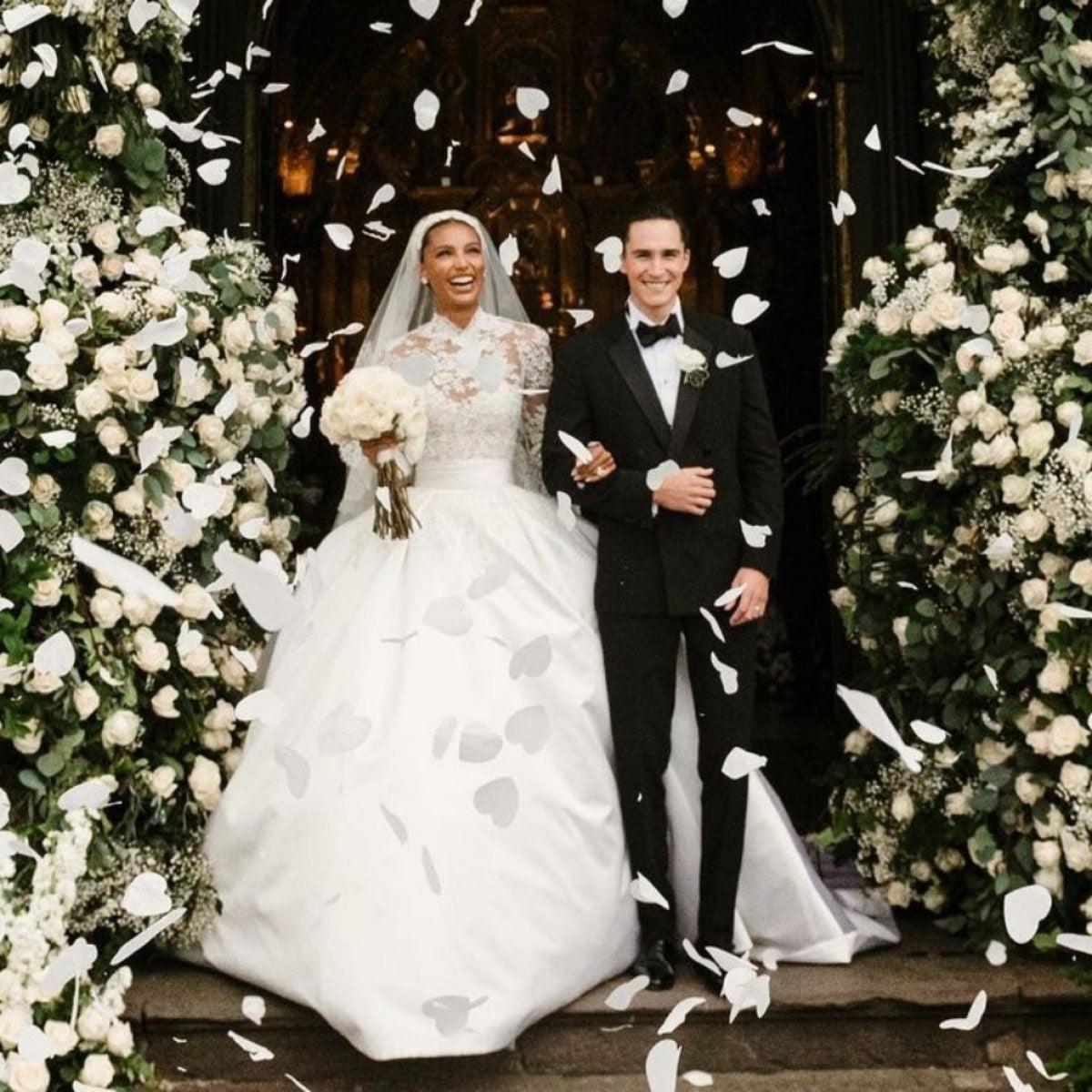 Model Jasmine Tookes Marries Snapchat Exec In Lavish Ceremony In Ecuador
