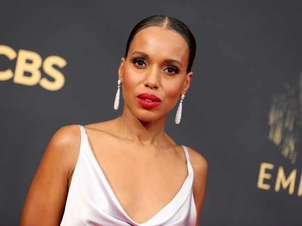 Kerry Washington Honors Michael K. Williams on the Emmys Stage