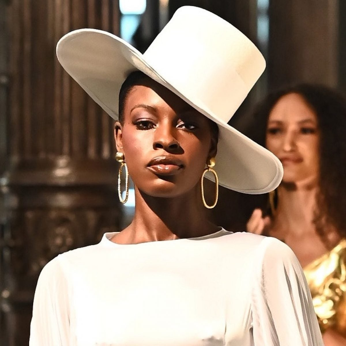 Runway Recap: The LAVNTG SS2022 Collection Lit ESSENCE Fashion House On Fire