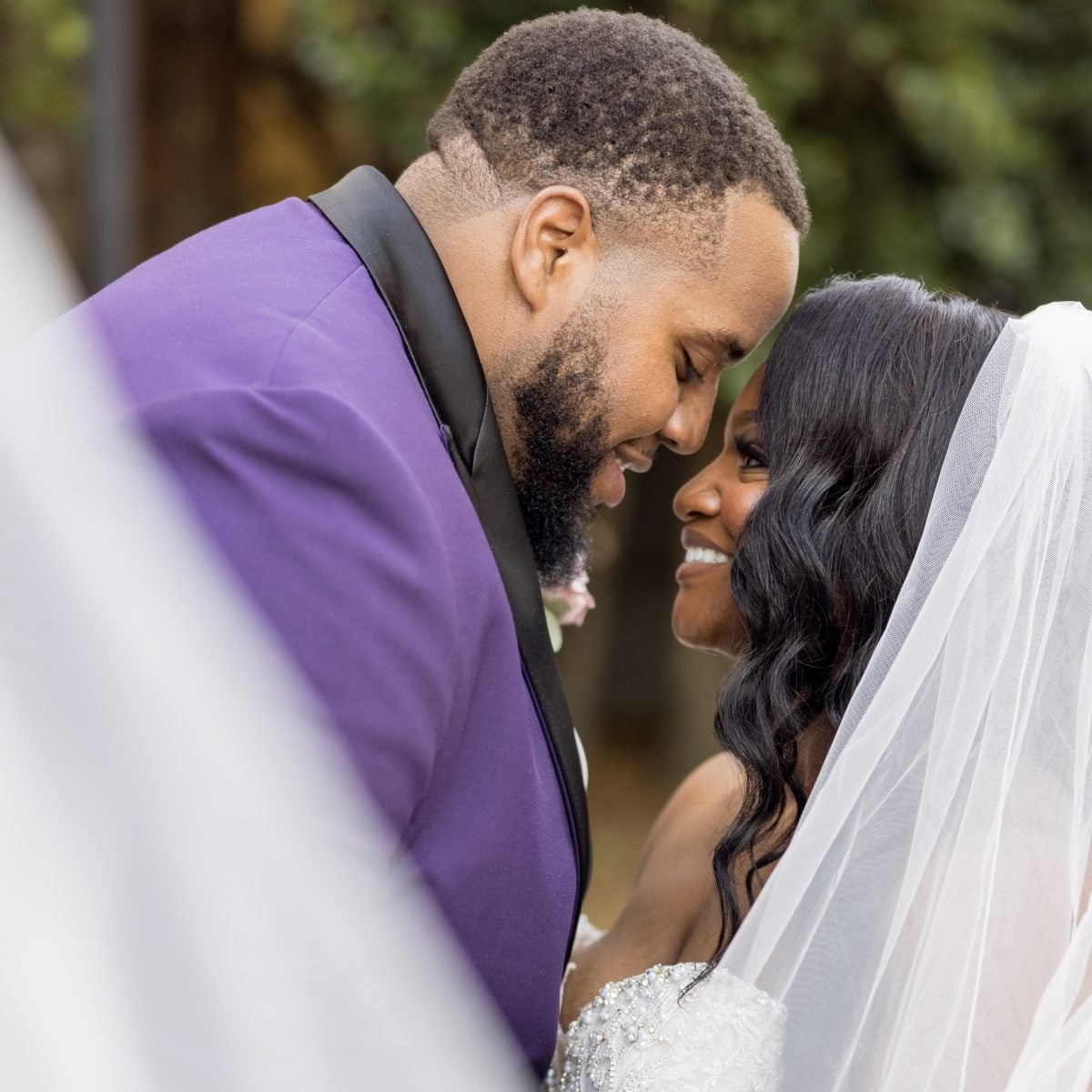 Bridal Bliss: Spelman, Morehouse Grads Kelly And Brandon Returned To Atlanta To Celebrate Love And HBCU Culture