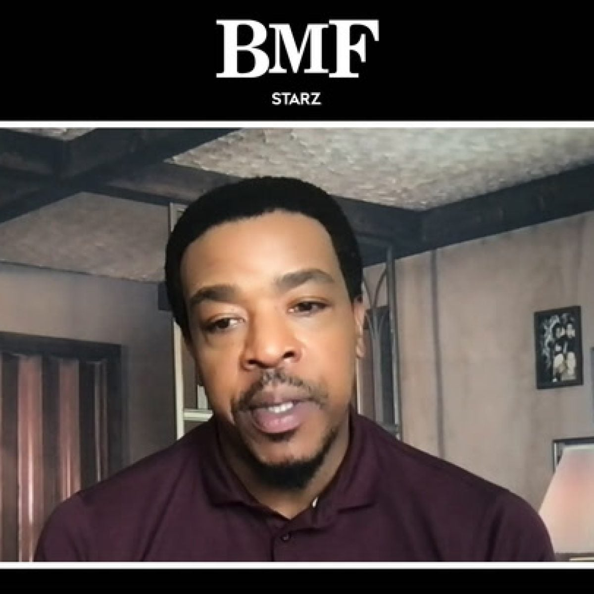 Russell Hornsby On Playing Charles Flenory