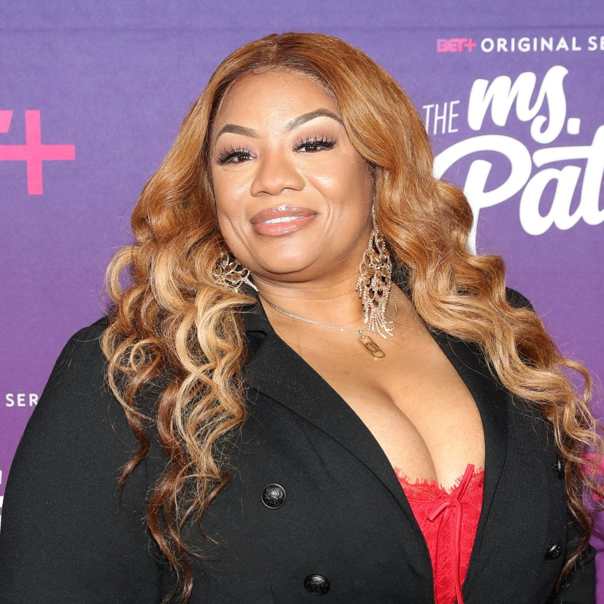 Comedienne Ms. Pat Gets Real With Her New Hit Comedy 'The Ms. Pat Show'