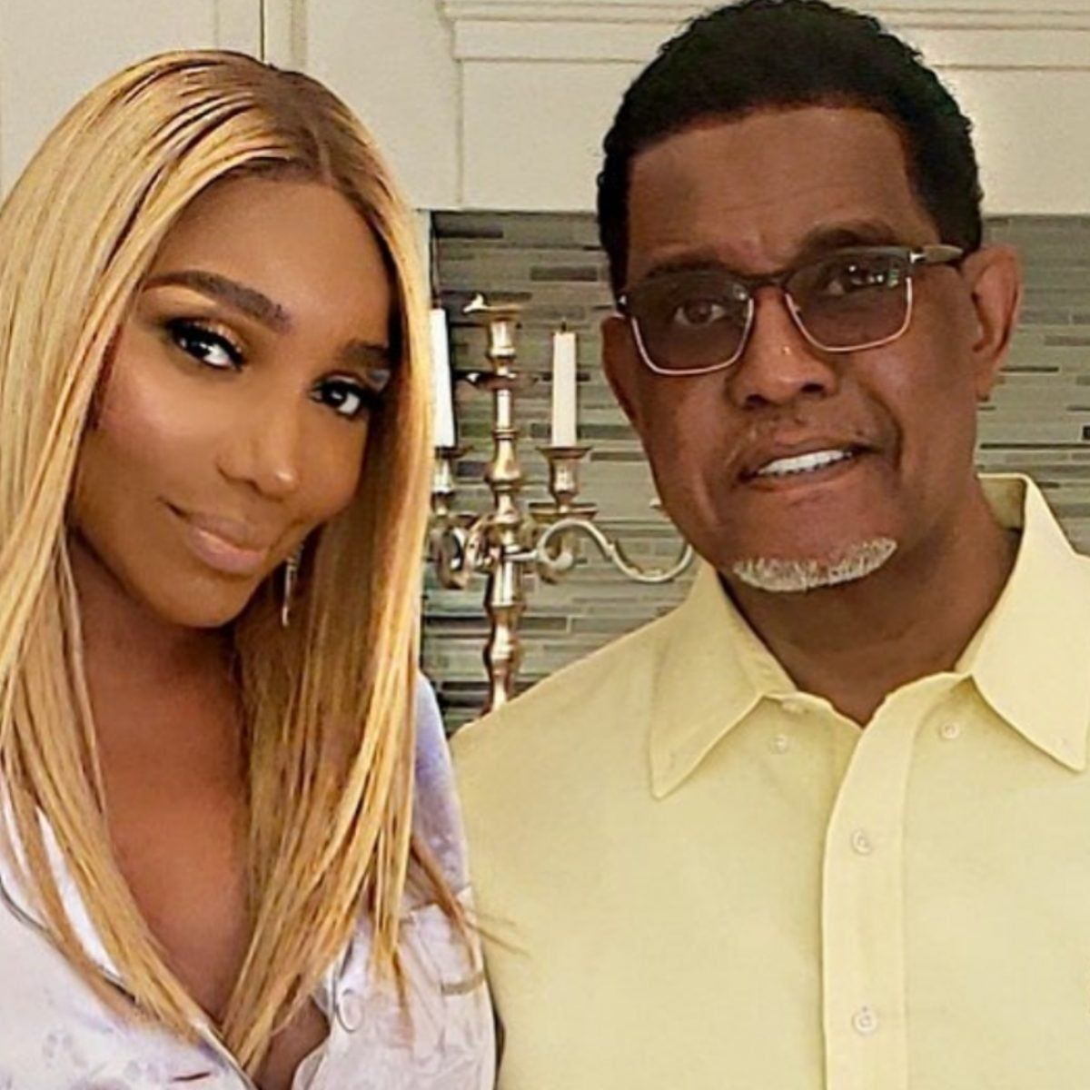 Everyone Came Out To Support NeNe Leakes And Honor Gregg At Packed Memorial In Atlanta