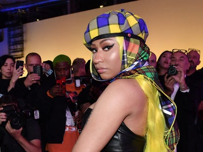 Nicki Minaj Finds Herself Embroiled In Controversy Over This Tweet About The COVID Vaccines