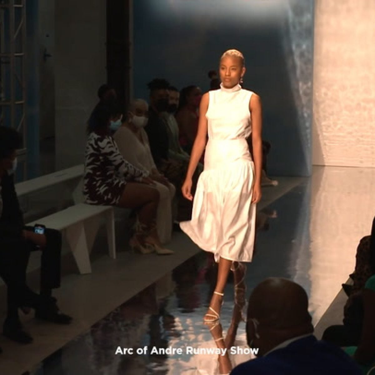 Essence Fashion House | Arc of Andre Runway Highlights
