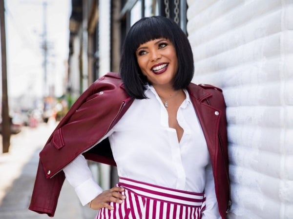 Rikki Hughes On Honoring The Culture And Creating Her Own Path