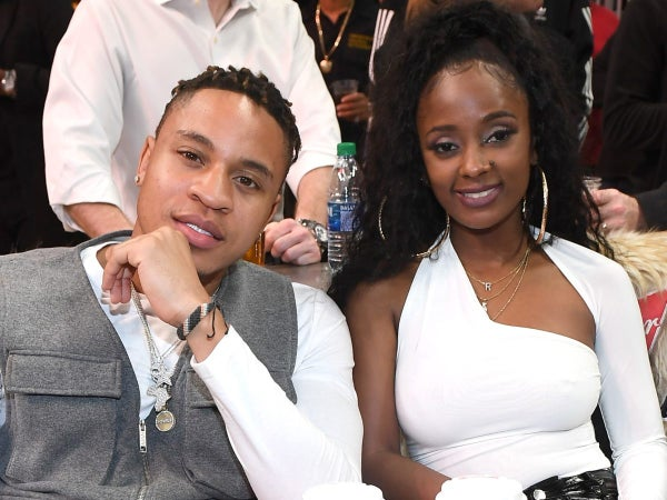 Baby Butterscotch: Rotimi And Fiancé Vanessa Mdee Just Welcomed Their Son