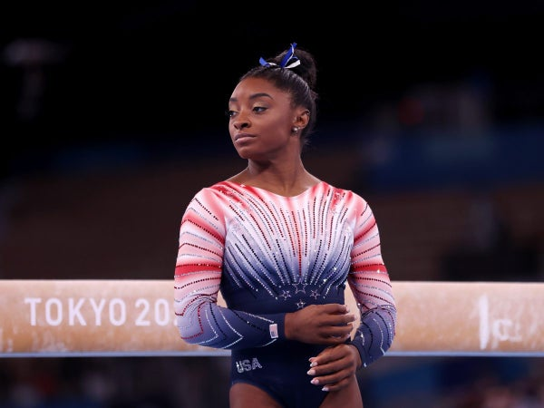 """Simone Biles Says She """"Should Have Quit"""" Gymnastics Before Even Entering the Tokyo Olympics"""