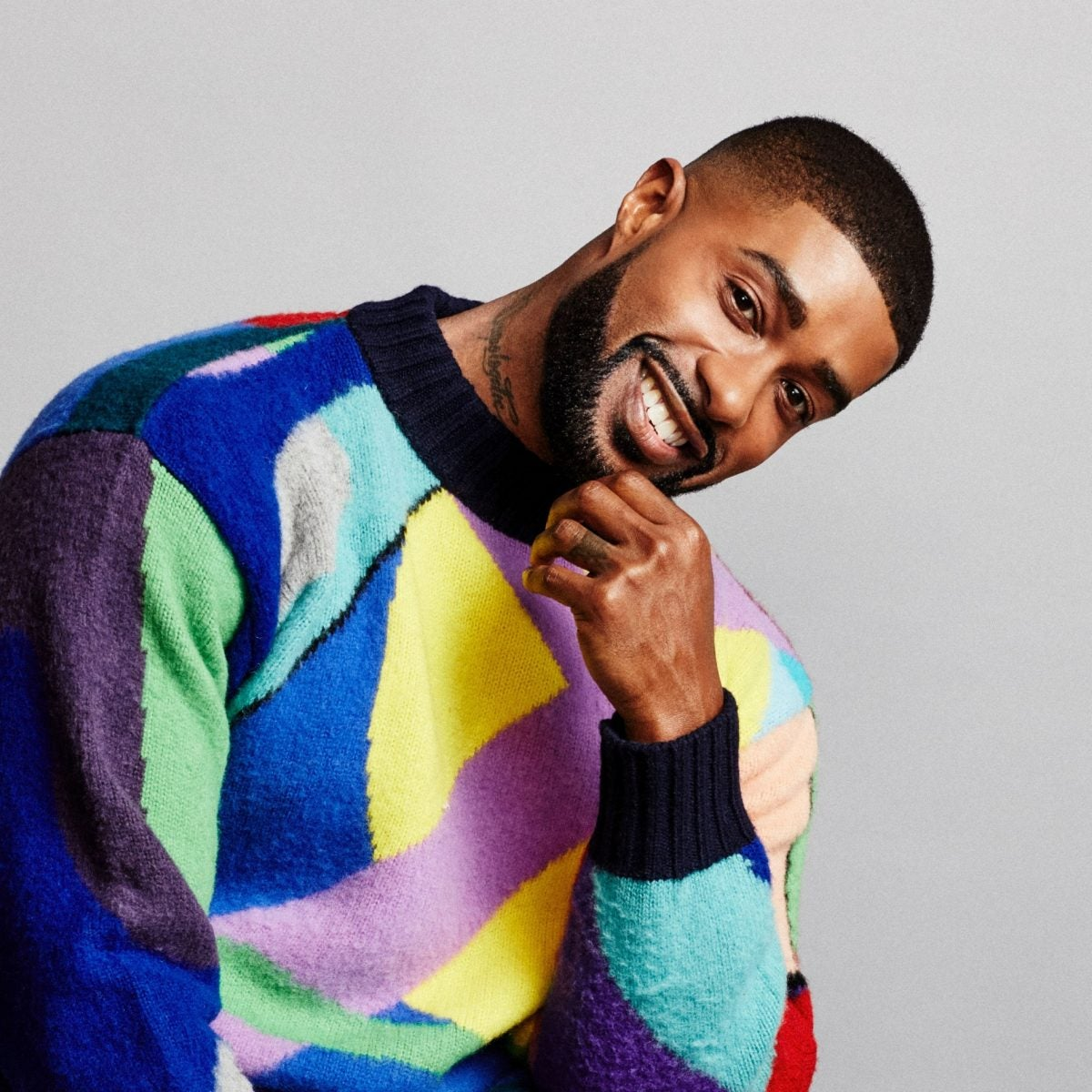 From Homeless To Hollywood Leading Man: 7 Things To Know About Skyh Alvester Black