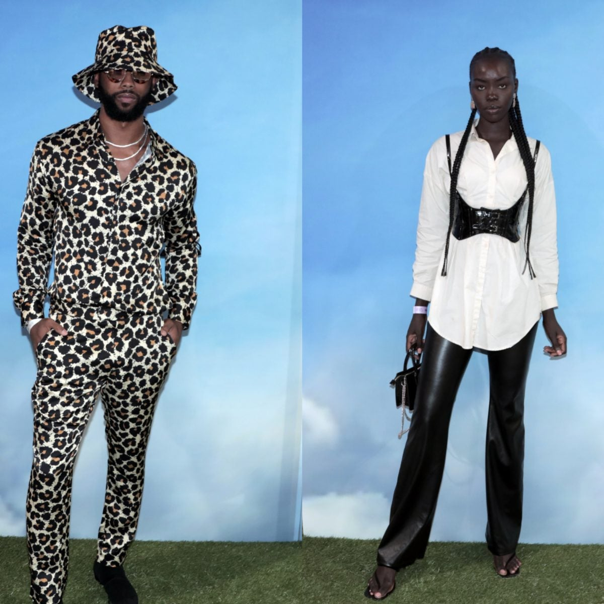 ICYMI: The Street Style At ESSENCE Fashion House Was Second To None