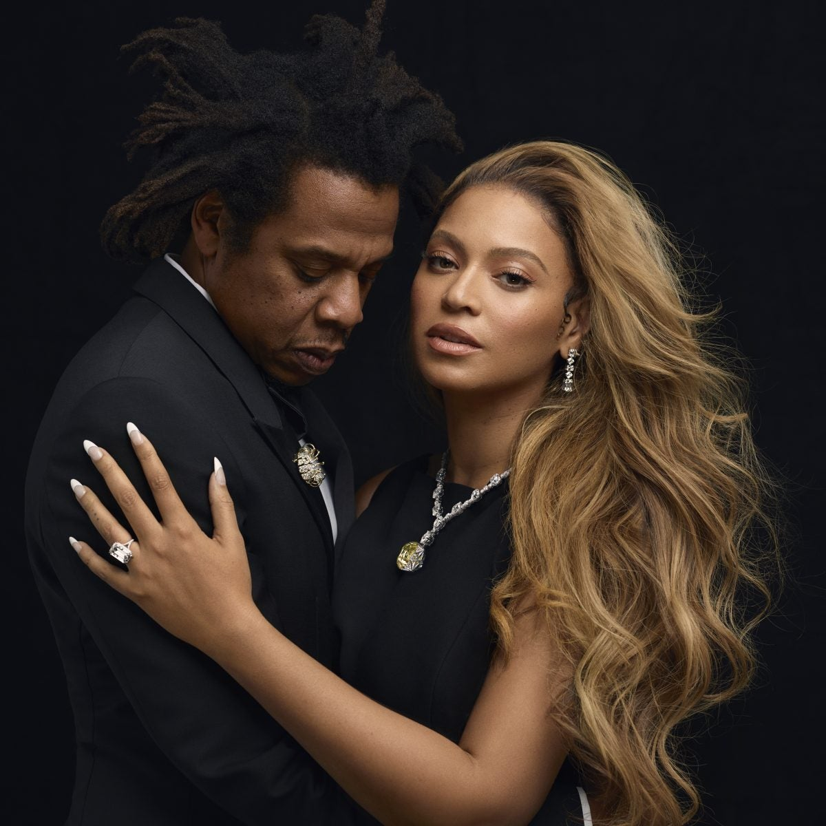 """EXCLUSIVE: Watch Beyoncé and Jay-Z's Sentimental """"About Love"""" Campaign Film for Tiffany & Co."""