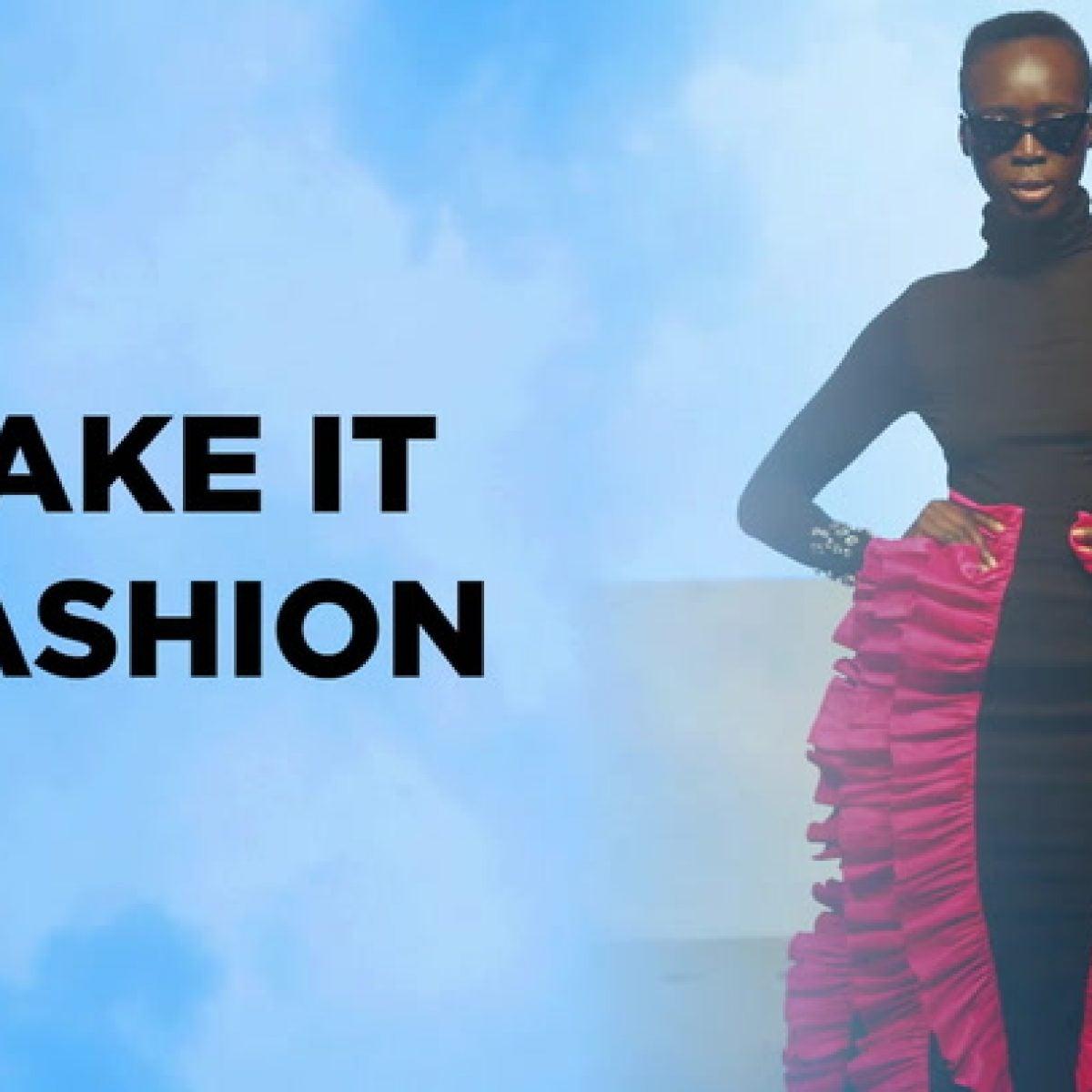 Make it Fashion at Essence's Fashion House