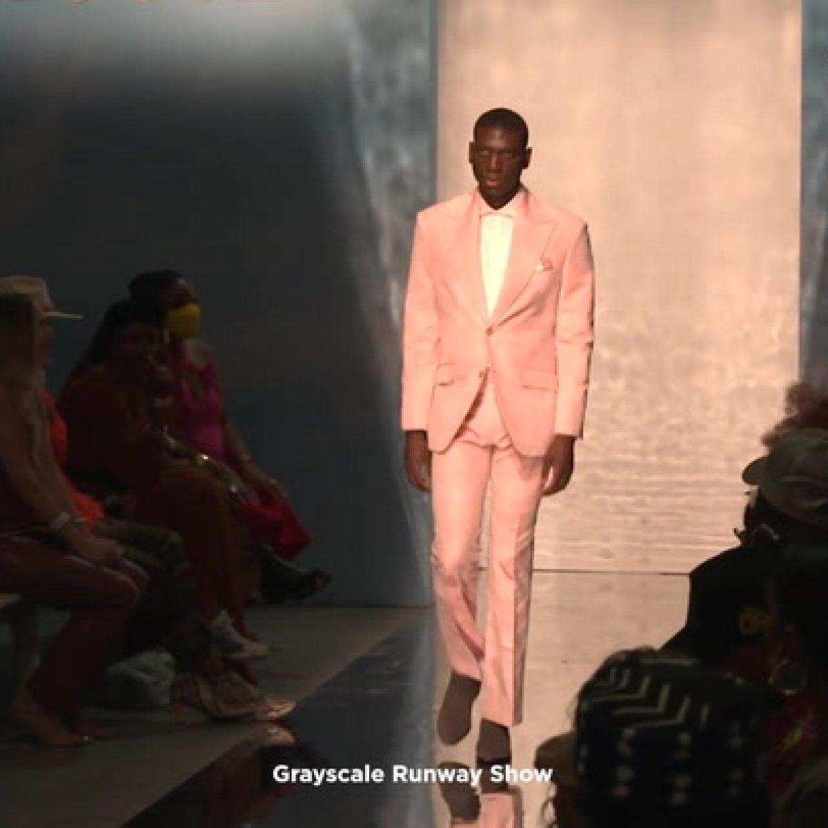 Essence Fashion House | Grayscale Runway Highlights