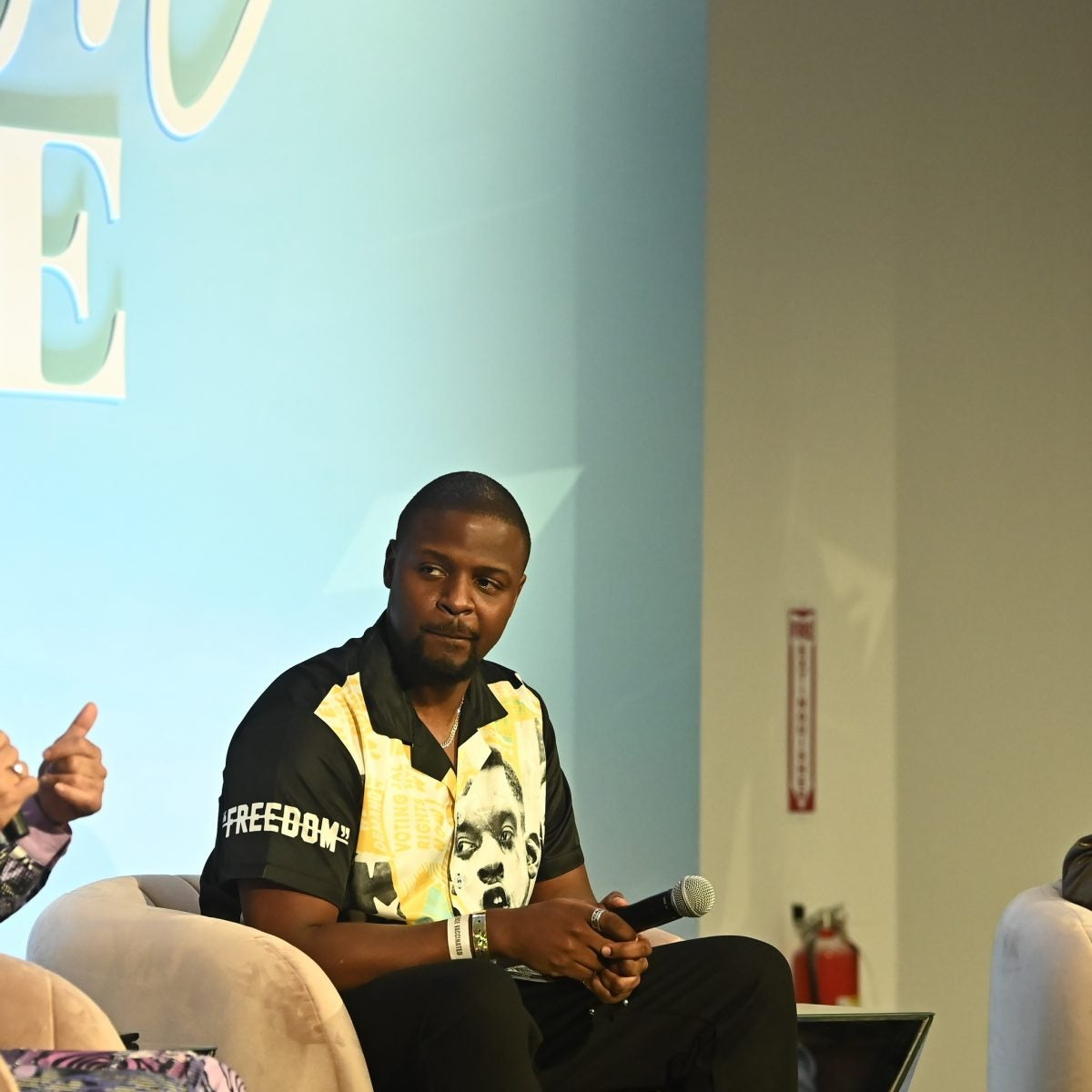 Panel Recap: April Walker And Venny Etienne Chat Intellectual Property At Essence Fashion House