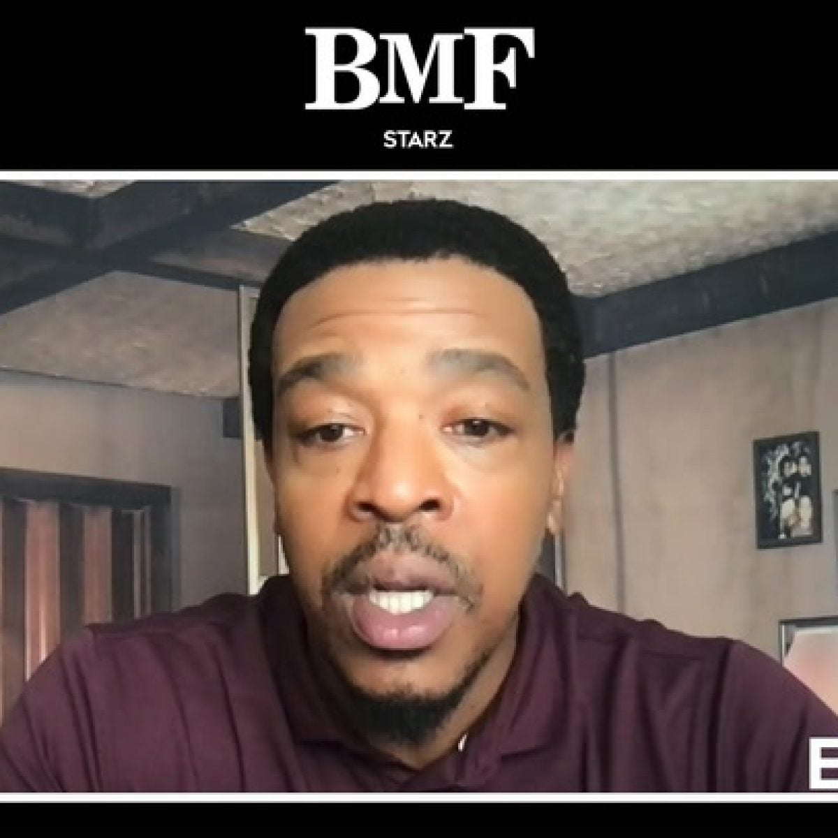 """""""BMF""""   Russell Hornsby"""