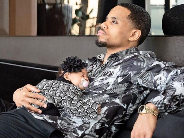 How Mack Wilds' Daughter Brought Him Out Of A Dark Place and The Life Lessons He Hopes To Teach Her