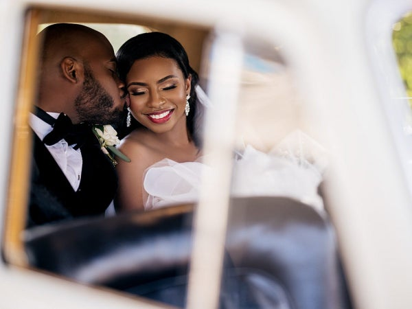 Bridal Bliss: After Manifesting Her Mr., Gavette And Eugene Said 'I Do' With A Big, Beautiful Wedding In Birmingham