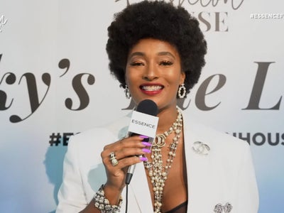 Your Favorite Black Women Celebs Hit The ESSENCE Fashion House Red Carpet