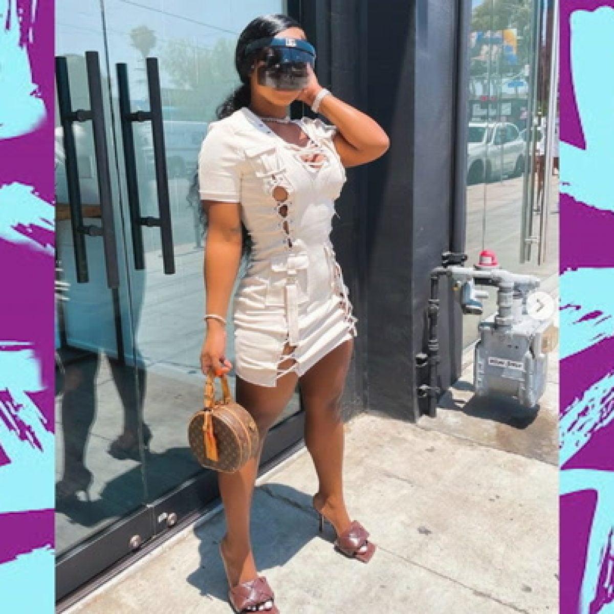 Reginae Carter Talks Her Fashion Style