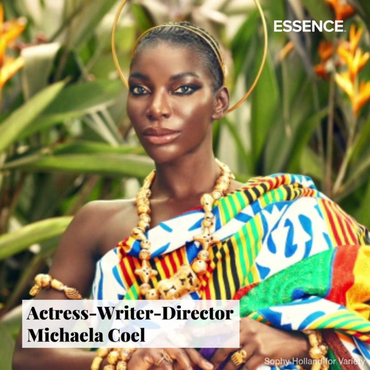 The Receipts | Michaela Coel