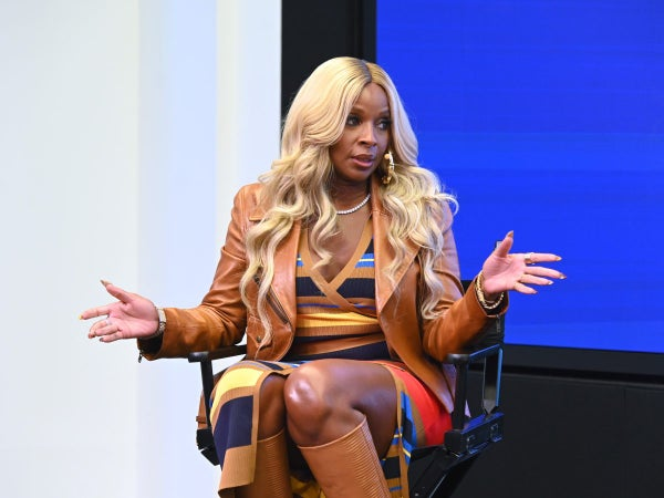 Mary J. Blige: 'I Didn't Know About Breast Cancer Or Mammograms Until I Was 40'