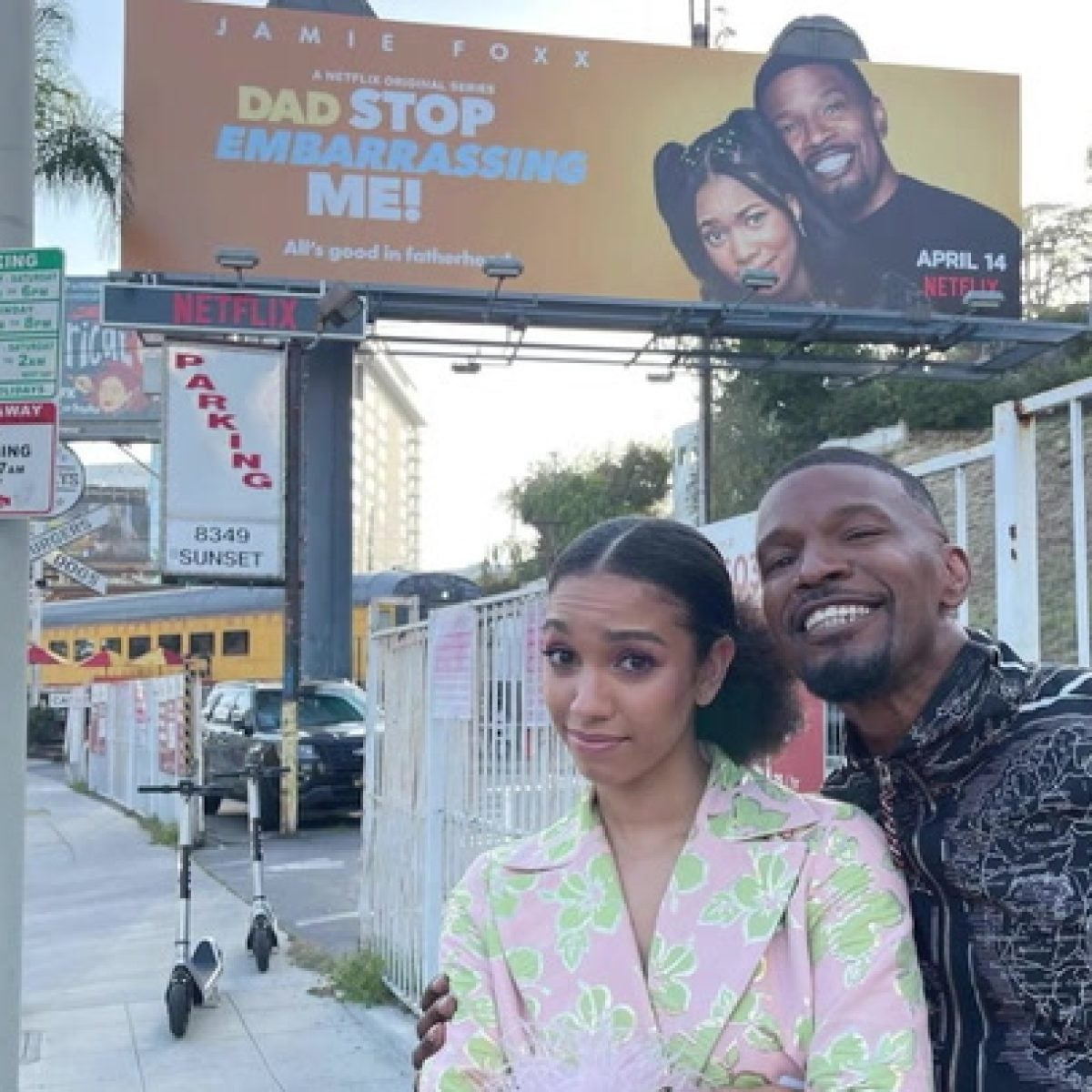 Jamie Foxx Discusses Dealing With Professional Disappointment