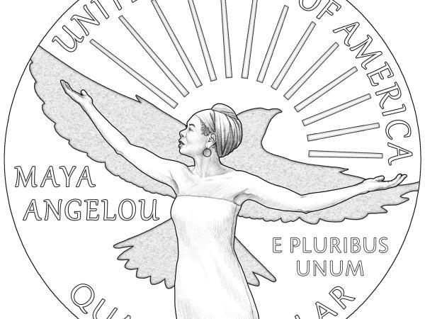 Maya Angelou And Nina Otero-Warren Are Being Added To U.S. Quarters