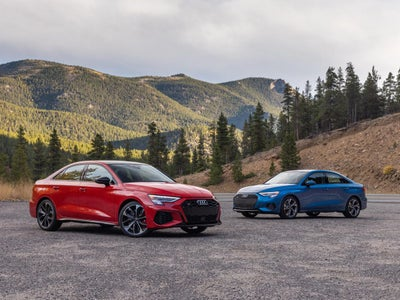 We Hit The Mountain Roads Of Denver To Test The 2022 Audi A3 And S3 Sedans. Here's What You Should Know About Them.