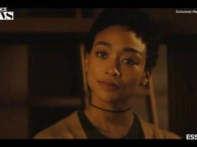 "Tati Gabrielle Talks Playing Marienne on ""You"""