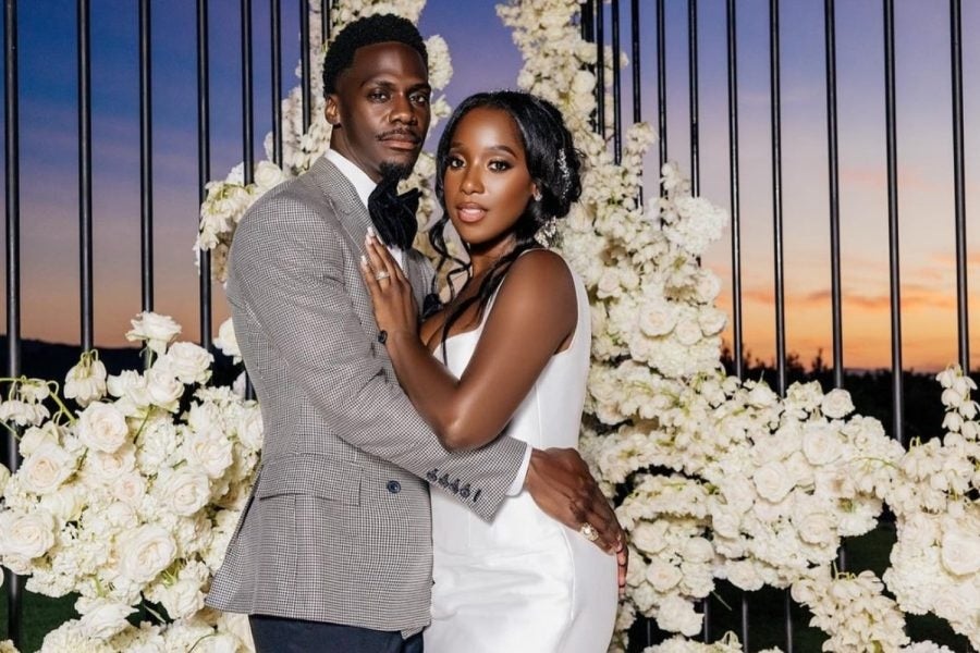 Ashley Blaine Featherson On Her 'Anointed' Wedding Day, The End ...