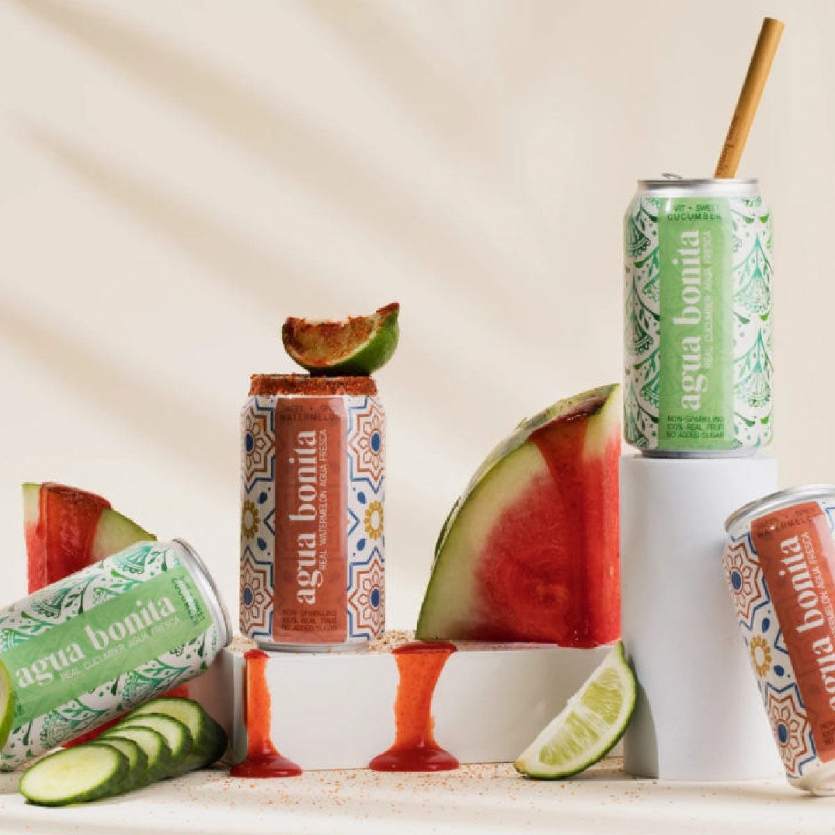 Agua Bonita Becomes First Afro-Latina-Owned Beverage Brand To Raise $2M