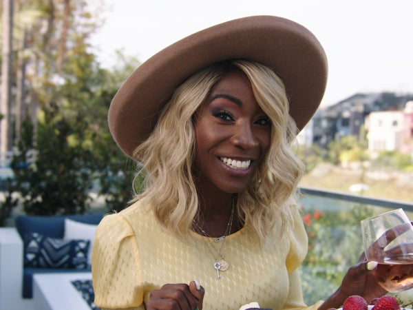 Actress And Bumble User Angelica Ross On Her Biggest Love Lesson And Why Stagnant, 'Unconscious' Men Are A Deal Breaker