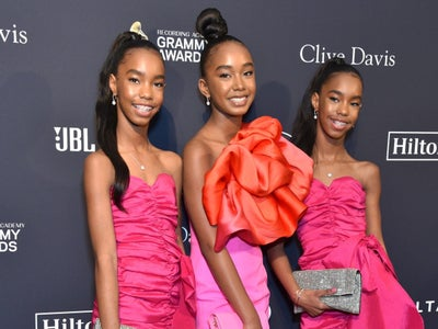 Diddy's Daughters Slayed At Their First High School Homecoming Dance
