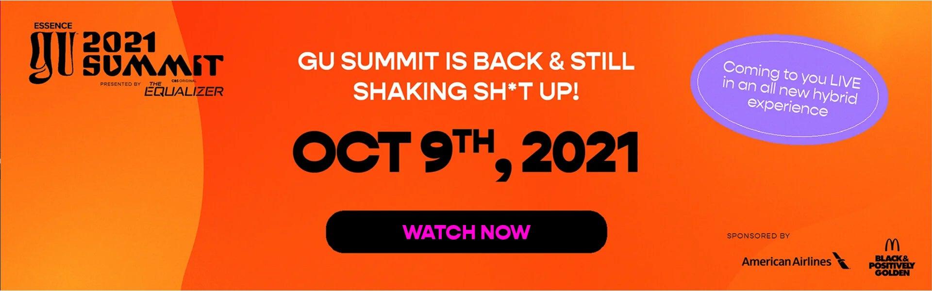 GU Summit Banner