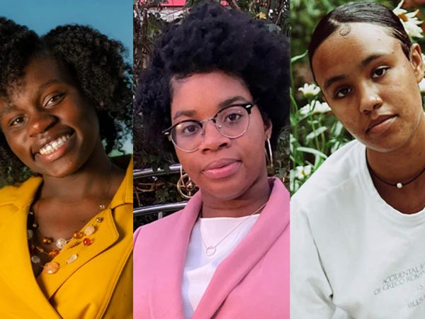 CBS feiert junge schwarze Frauen, die den Wandel beeinflussen, indem sie das Vermächtnis ihrer