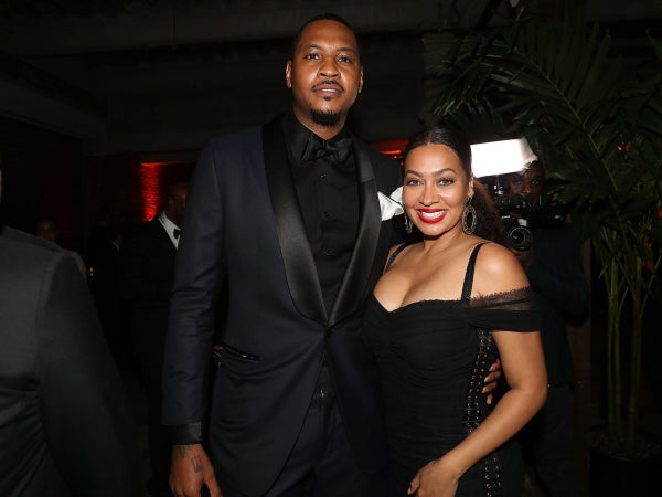 """LaLa Opens Up About Carmelo Split, Startling Cheating Scandal: """"I Didn't Go Into This Marriage Expecting That"""""""