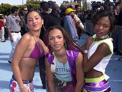 Naturi Naughton Says 3LW Used Rented Home For MTV 'Cribs': 'I Didn't Have A Car, I Didn't Have A House'