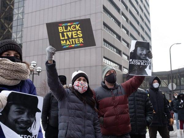 Federal Prosecutors Won't Charge Officer Who Shot Jacob Blake