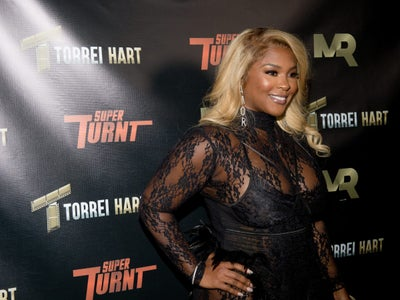 Torrei Hart On Maintaining Kevin's Last Name: 'I'm Going To Be A Hart Until I Decide Not To Be'