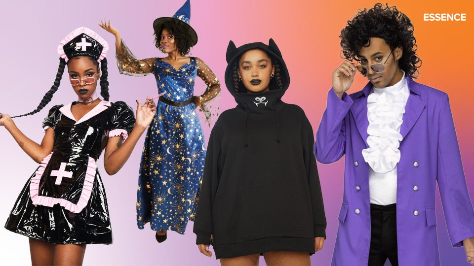 10 Halloween Costumes For Grown-Ups