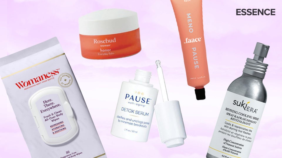 5 Impressive Creations for Menopausal Skin