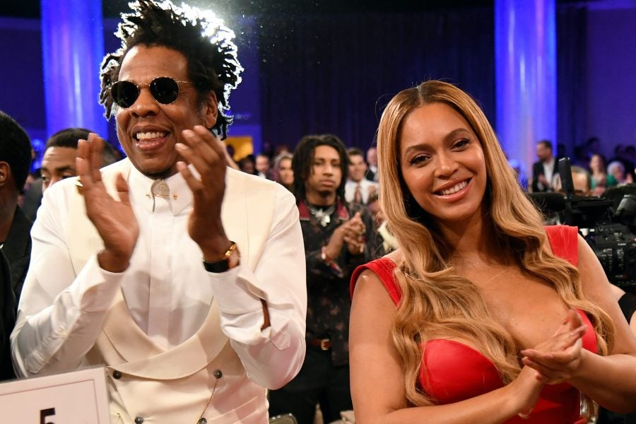 Beyoncé, Jay-Z, and Blue Ivy Carter Have a Fun Family 'Date Night ...