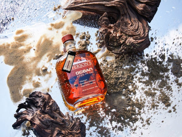 Let's Toast: Aged On Land And Sea, Jefferson's Bourbon Whiskeys Taste Unlike Any Other